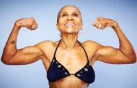 Ernestine Shepard - Bodybuilder!