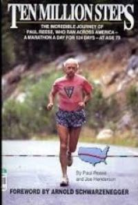 Paul Reese ran across the United States at the age of 73